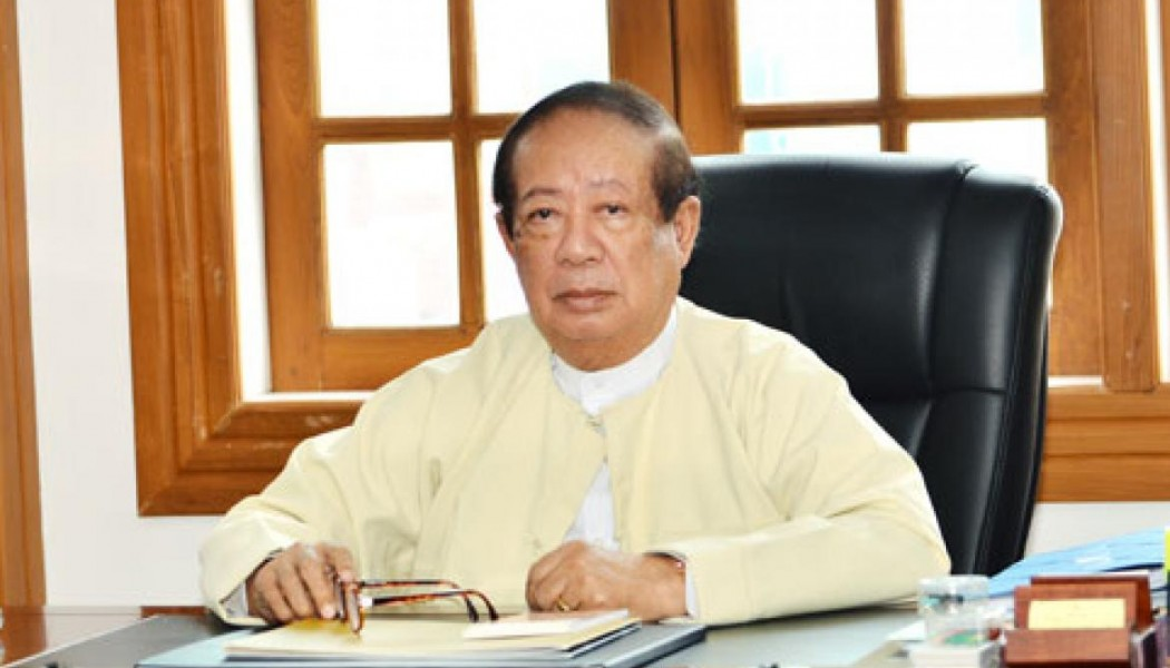 "6 Facts About Myanmar's Tycoon ""Pepsi"" Thein Tun"