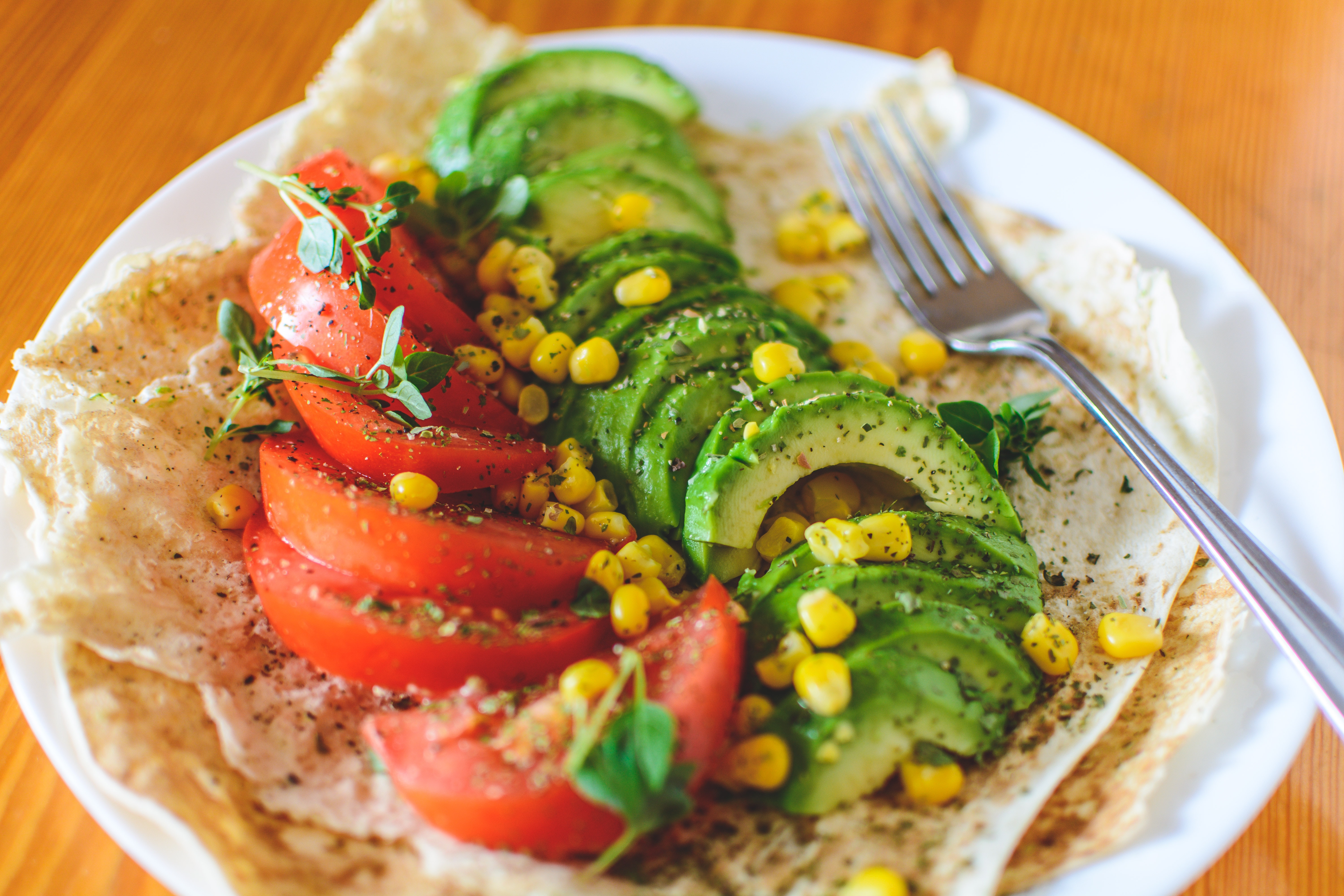 Trendy foods, and of course, avocados.