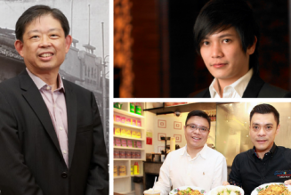 How These 3 Singaporean Entrepreneurs Went From Hawkers to Running an F&B Empire