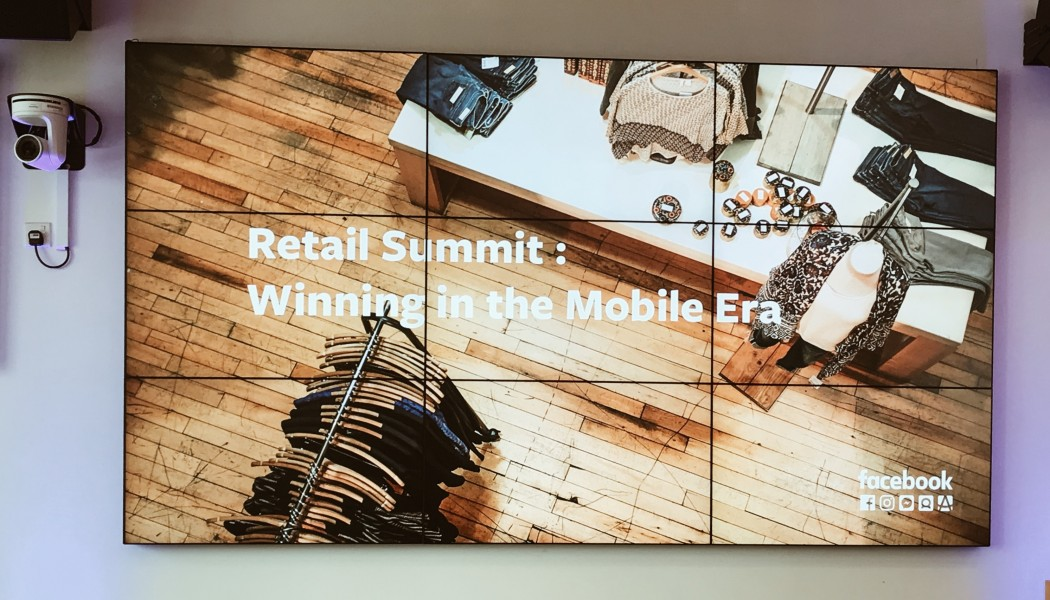 Facebook Retail Summit: How Retailers Can Win in the Mobile Era