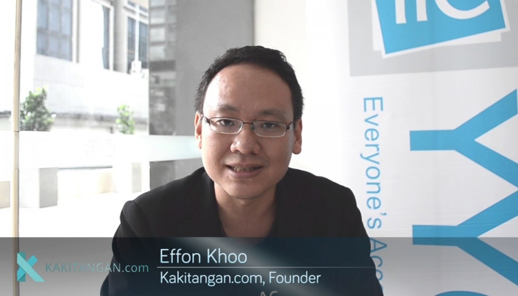 An Interview with Kakitangan CEO, Effon Khoo
