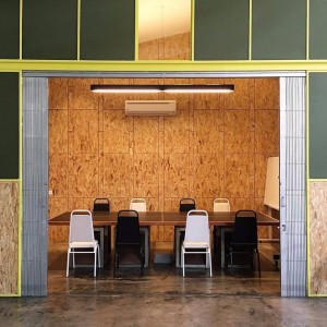 Urbanites looking for a youthful workspace will find just that at Uppercase.