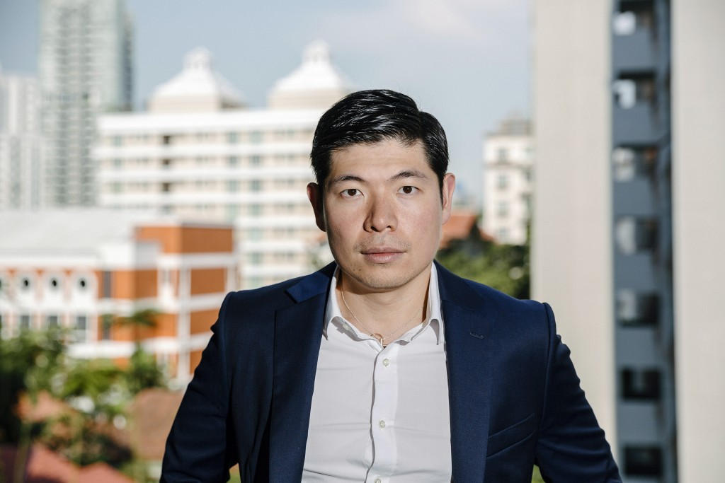 Anthony Tan, founder of Grabcar.