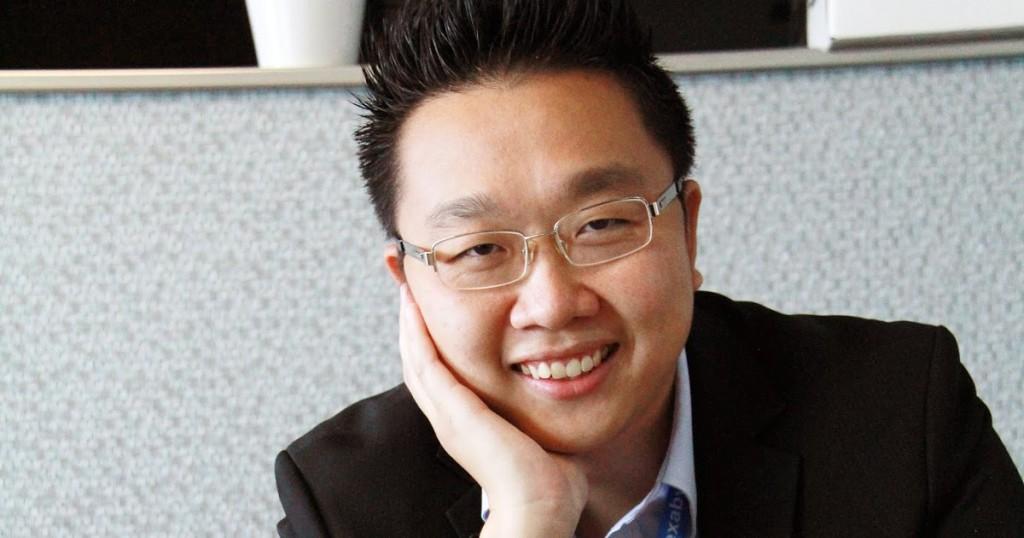 Chan Kee Siak, founder of Exabytes.