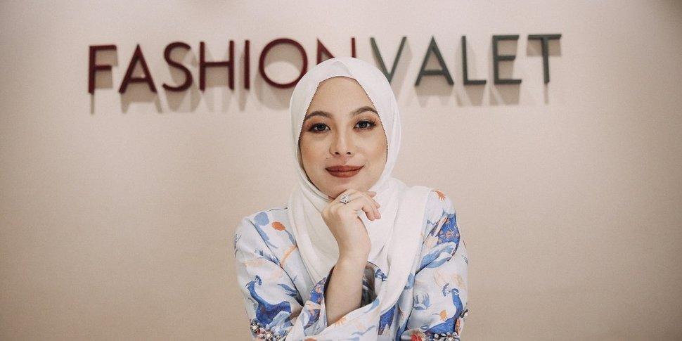 Datin Vivi Yusof, founder of Fashion Valet.