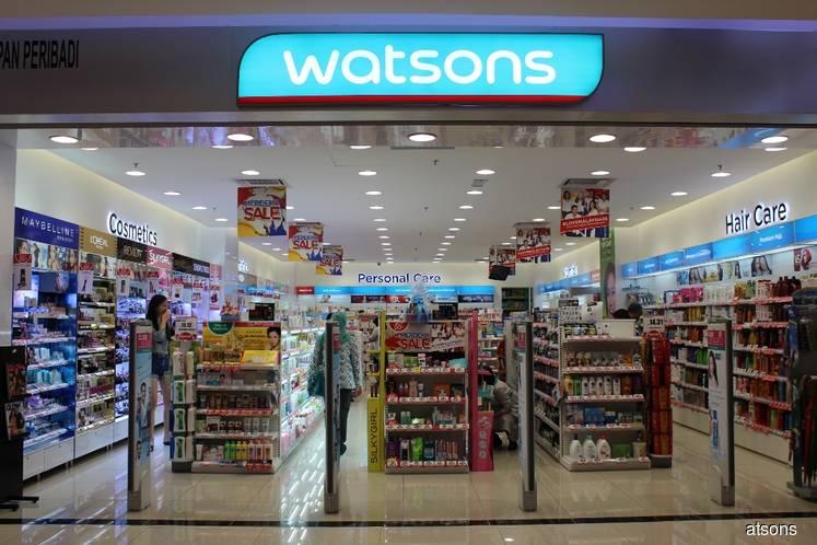 A Watsons Store