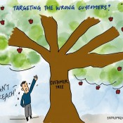 "5 ""low hanging fruit"" strategies for retailers with no marketing budget"